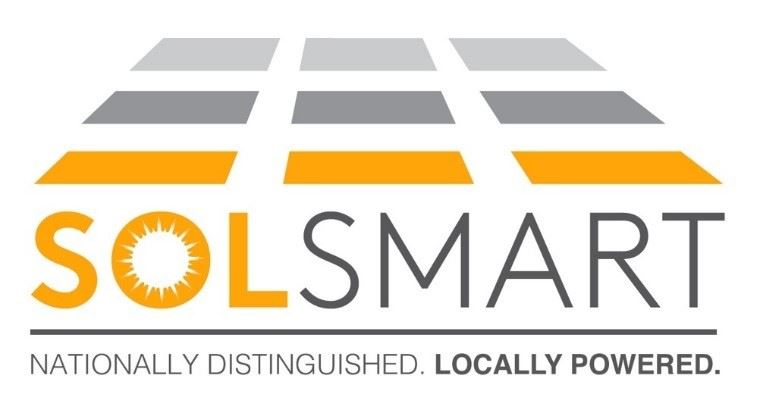 Solsmart Nationally Distinguished, Locally Powered